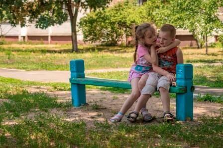 Мовний бар'єр дитинства